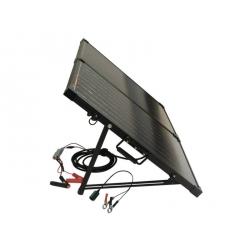 Solarkoffer 100W USB im Hardcase