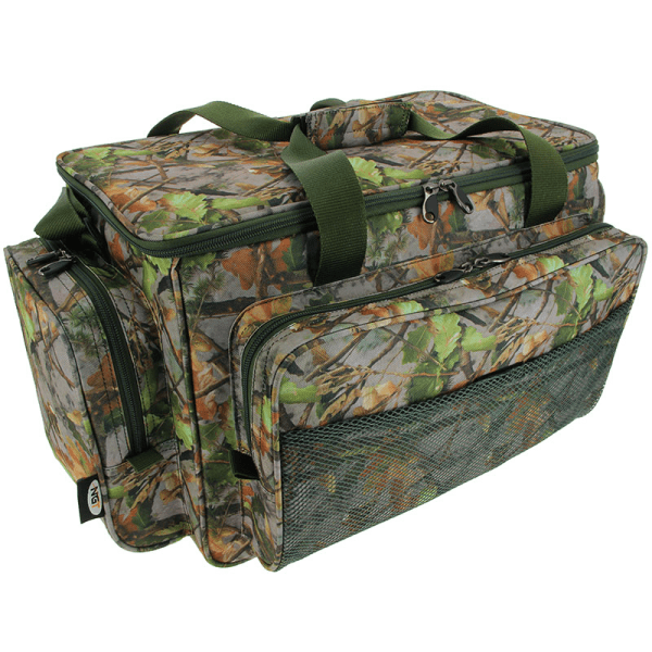 carryall mit isolierung innen camo 52x36x42cm. Black Bedroom Furniture Sets. Home Design Ideas