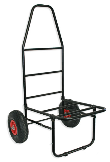 trolley mit gummibereifung nur 5kg gewicht transporter. Black Bedroom Furniture Sets. Home Design Ideas